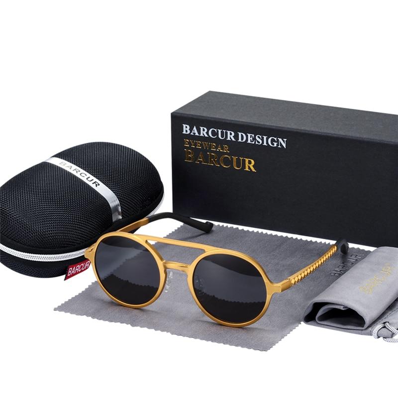 نظارات شمسية للحماية من اشعة الشمس بعدسات بلورايزد 9