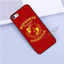 Fit for iPhone 4 4s 5 5s 5c se 6 6s 7 plus ipod touch 4 5 6 back skins cellphone case cover Gryffindor Harry Potter Hogwarts