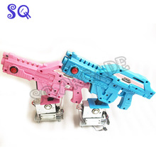 Shooting gun for Simulator Coin Pusher Arcade Games Motherboard 3 In 1 Ultra Firepower Guns Shooting