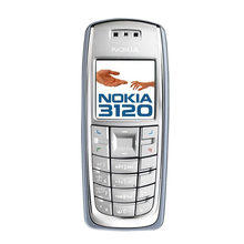 Original Unlocked Nokia 3120 Refurbished Cheap GSM Mobile phone Good Quality Cell phone in stock