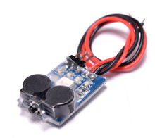 3 In 1 Battery Monitor & Discovery Buzzer & Signal Loss Alarm For Matek(China)