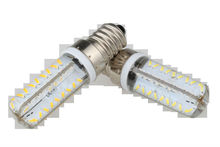 [Seven Neon]High power 240-270LM E14 AC110V/220V 5W 72led SMD3014 360 Beam Angle Lamp Replace Halogen Lamp spotlight bulb