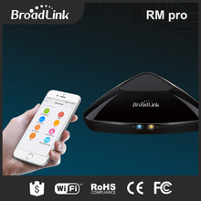 2017 Broadlink RM2 RM PRO Universal Intelligent Remote Controller Smart Home Automation WiFi+IR+RF Switch Via IOS Android Phone