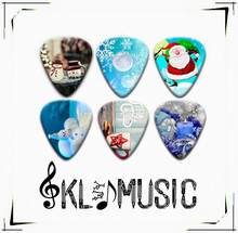 Custom high quality guitar picks mobile phone wholesale,351 Premium Celluloid Guitar Picks(China)