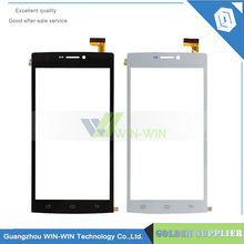 Black /White For DEXP Ixion ES160 Touch Screen Touch Panel Sensor For DEXP Ixion ES160 Wave touch Cell phone digitizer