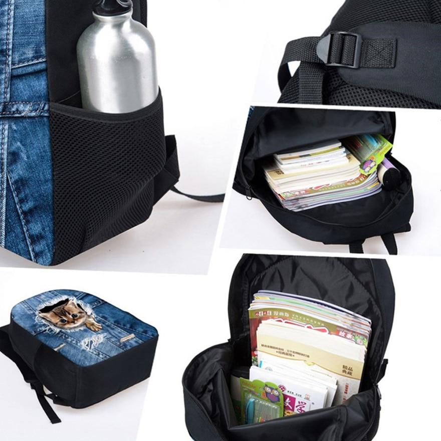 WHEREISART-Dinosaur-Printing-Backpack-for-Boys-Primary-School-Bags-Backpack-Student-Daypack-Shoulder-Back-Pack-Bag 2018