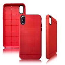 KMAX Luxury For iphone X Case Luxury Cellular Dots Pattern Soft TPU Silicon Phone Case For iPhone 10 Back Cover Coque Capa