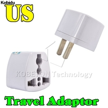 5pcs/lot AU Adapter Power Plug Charger For Home Use&Traveler Connector Adapter AU 2Pin Universal UK EU US to AU Plug Home
