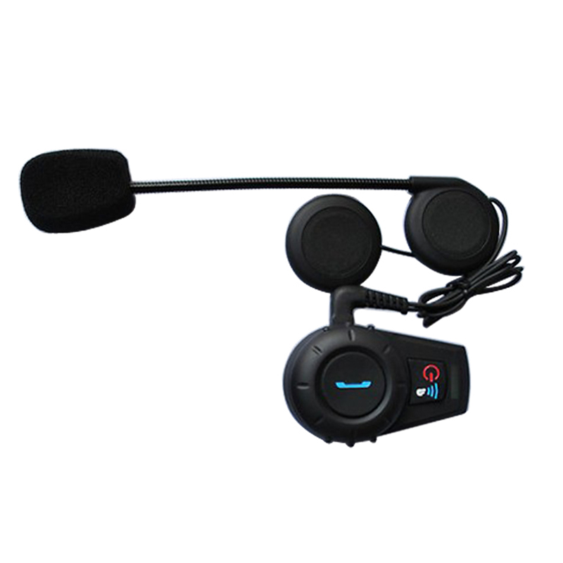Hot Sale 500M Motorcycle BT Interphone Helmet Intercom Headset bluetooth speaker motorcycle for Phone/GPS/MP3