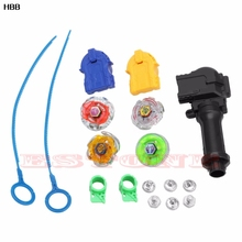Metal Beyblade Fight Masters Fusion Constellation Rapidity Battle Gyro Toy Set