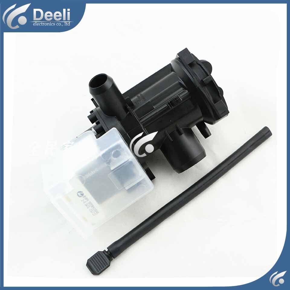 New Original for Washing machine parts drain pump motor BPX2-8 30W set good<br>