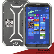 Low Cost Window 10 home 8 inch Rugged Tablets