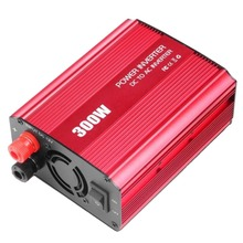 Car Inverters 300w Car Vehicle Digital Power Inverter DC 12V To AC 110V Inverter Adapter Converter(China)