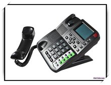 Hot sell -4SIPs internet Phone / VoIP Telephone / IP PHONE with PoE -new(China)