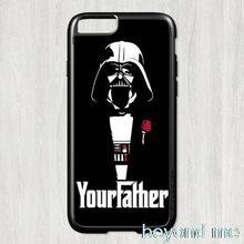 Darth vader Star Wars Cover case for iphone 4 4s 5 5s 5c 6 6s plus samsung galaxy S3 S4 mini S5 S6 Note 2 3 4   z0272
