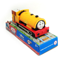 Buy x116 NEW Electric Thomas BILL friend Trackmaster motorized train engine children plastic toys packed packing for $14.95 in AliExpress store
