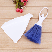 Mini Car Interior Broom Dustpan Window Keyboard Cleaning Brush Tool Set Car Vent Dashboard Trunk Panel Button Cleaning Tools