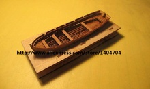 NIDALE model Free shipping Cutter Lifeboat model kit Classic HMS surprise Battleship model Lifeboat 1 sets