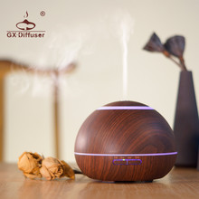 GX.Diffuser Newest Model Rechargeable Air Humidifier Aroma Diffuser Ultrasonic Essential Oil For Aromatherapy Aroma Diffusers(China)