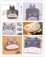 Kawaii Multi FULL Designs TOTORO BAG - 10CM Approx. Pocket Coin BAG Purse Wallet Pouch ; Key Storage Wallet Pouch Case BAG