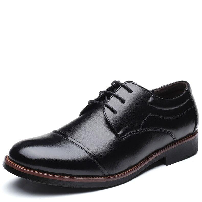 احذية جلدية رجالي لينة عالية الجودة  الحجم 39-48 15