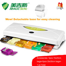 Magic Automatic food saver vacuum packing machine vacuum sealer(China)