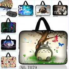"10"" Nice Laptop Carry Sleeve Bag Case For 10.1"" HP Mini 110 210/Acer Aspire One /Samsung Galaxy Tab 3 10.1""/Ipad Air 2/ipad 6(China)"