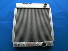 1964-1966 ALUMINUM RADIATOR FOR FORD MUSTANG V8 260 289 WINDSOR 3 ROW 64 65 66(China)