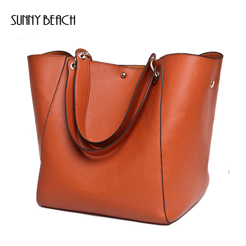 SUNNY BEACH Famous brand women bag designer Retro female shoulder bag with large capacity ladies bag tote bags<br>