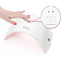 LED Nail Lamp SUN 9C/9S Sunshine Induction Nail Dryer For All Gels With Button Thumb Display Button Timer Nail Dryer Low Price(China)