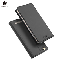 DUX DUCIS PU Leather Flip Case for Xiaomi Redmi 5A Book Wallet Cover for Xiomi Redmi 5A 5 A Funda on Redmi5A 5.0 Phone Capa 2018(China)