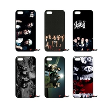 For iPod Touch iPhone 4 4S 5 5S 5C SE 6 6S 7 Plus Samung Galaxy A3 A5 J3 J5 J7 2016 2017 the used Punk Rock Band Art Case Cover(China)