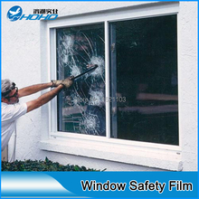 1.52*10m 100 microns residential safety and security window films help protect your home and family from break-ins