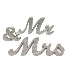 MR & MRS Wooden Letters Mariage Happy Birthday Balloons Event & Party Supplies Wedding Decoration Wedding Present