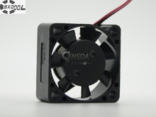 SXDOOL SF30A-12 3cm 30mm  3010 30*30*10mm 3*3 DC12V 0.05A 03-12AK two-line mute small fan Micro Fan