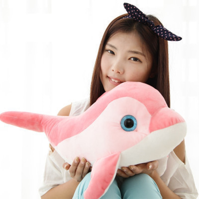 40cm Dolphin Stuffed Doll Pelucia Juguetes Plush Toys for Children<br><br>Aliexpress