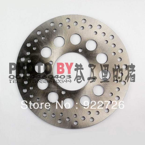 For Suzuki GSF Brandit 250 74A Brandit 400 75A  Impulse 400 79A  motorcycle rear brake disc motorbike accessories<br>