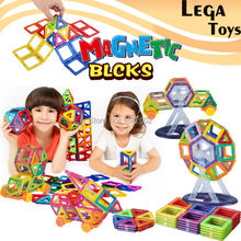 86pcs Mini Magnetic Toy construction set Educational Model Building DIY Kits Magnetic designer Blocks toys for children(China)