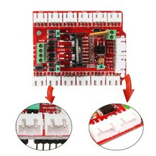 Hot Sale 1PC L298N DC Stepper Motor Driver Shield Dual H Bridge Controller Module For Arduino Module Board(China)