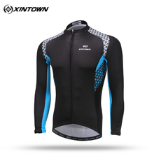 Buy Xintown 2017 pro team Cycling Clothing Racing Sport Cycling Jersey Long Sleeve Men mtb Comfortable Bike Jersey Bicycle Clothing for $24.99 in AliExpress store