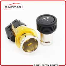 Baificar Cigarette Cigar Lighter Housing For Peugoet 3008 307 408 206 207 208 508 Citroen C2 C5 DS4 Elysee Sega Triumph Picasso(China)