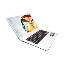 14 inch LED 1366X768P screen free shipping 4G Ram 64G EMMC 16:9 screen Intel Atom X5-Z8350 1.44Ghz laptop NETBOOK NOTEBOOK(China)
