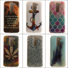 JOVO For LG G2 MINI D620 D618 Pattern TPU Silicone Soft sFor LG G2 Mini Case Cell Phone Back Cover Case(China)