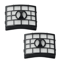 2 pcs Hepa Filter for Shark Rarator Powered Lift-Away XL Capacity NV755 UV795 Replacement Vacuum Filter