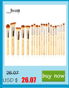 Jessup High Quality Materials Professional Face brush Makeup brushes Tapered brush 081