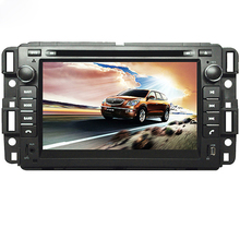 NAVITOPIA Wince 6.0 Car Multimedia for GMC Yukon/Tahoe/Acadia/for Chevrolet Tahoe/Chevy Tahoe 2007 2008 2009 2010 2011 2012 DVD