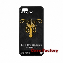 Game of Throne House Logo For Samsung S2 S3 S4 S5 S6 S7 edge Moto X1 X2 G1 G2 Razr D1 D3 HTC One mini M9 Phone Case Skin Cover