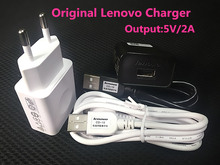 Original Usb Wall Charger For Lenovo K3 NOTE/Vibe P1/Vibe Shot/A536/A2010/P70/A6000/K5/S850/Vibe K5 Mobile Phone