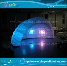 Toy tent Hot sale,lighting decoration inflatable tent,wonderful for party,bar,commercial(China)