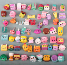 20pcs/1lot 2017 Shop kyn Food Fruit Random 1-3cm Minifigures Cartoon Toys Action Figure Toy For Children Kids Christmas Gift